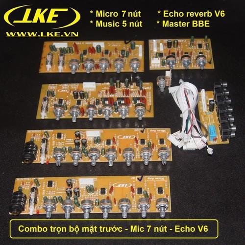 Combo trọn bộ Pre amply karaoke - Mic 7 nút - ECHO REVRB V6 - music 5 nút - master BBE - 9053529 , 18727770 , 15_18727770 , 860000 , Combo-tron-bo-Pre-amply-karaoke-Mic-7-nut-ECHO-REVRB-V6-music-5-nut-master-BBE-15_18727770 , sendo.vn , Combo trọn bộ Pre amply karaoke - Mic 7 nút - ECHO REVRB V6 - music 5 nút - master BBE