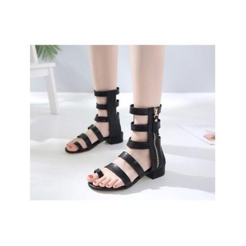 sandal nữ cá tính xỏ ngón
