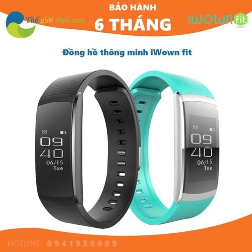 Vòng đeo tay thông minh IWOWN I6 PRO - Bảo hành 6 tháng - shop Thế giới điện máy - 5012352 , 18736094 , 15_18736094 , 943000 , Vong-deo-tay-thong-minh-IWOWN-I6-PRO-Bao-hanh-6-thang-shop-The-gioi-dien-may-15_18736094 , sendo.vn , Vòng đeo tay thông minh IWOWN I6 PRO - Bảo hành 6 tháng - shop Thế giới điện máy