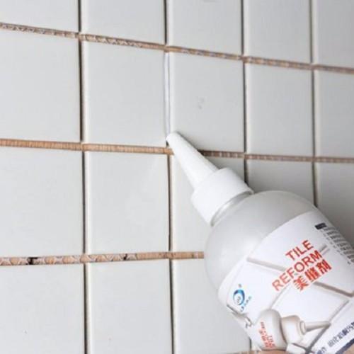 Bình sơn chỉ viền gạch giúp làm sạch nền nhà cực nhanh cầm tay mini