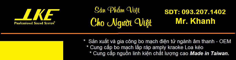 Board Mạch LKE