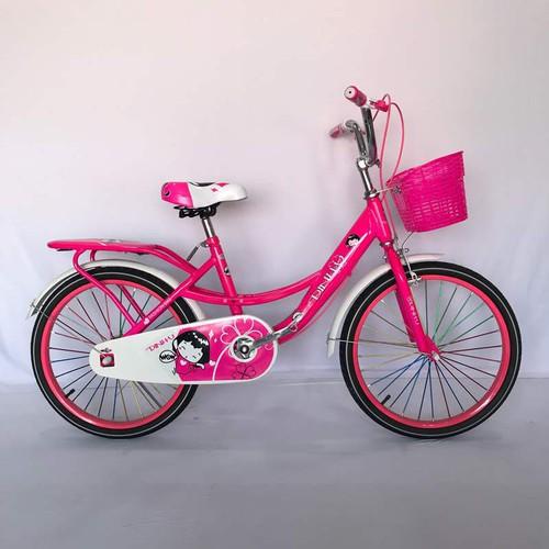 Xe đạp mini trẻ em DIHU, 20inch, nữ, màu hồng - 9055831 , 18731438 , 15_18731438 , 1570000 , Xe-dap-mini-tre-em-DIHU-20inch-nu-mau-hong-15_18731438 , sendo.vn , Xe đạp mini trẻ em DIHU, 20inch, nữ, màu hồng