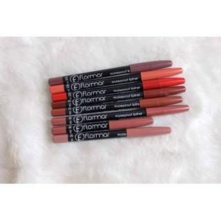 Chì môi Flormar Waterproof Eyeliner & Lipliner 11 Đỏ Đất - 042 thumbnail