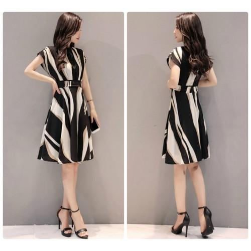Đầm xòe phối màu thời trang - 9057604 , 18733919 , 15_18733919 , 470000 , Dam-xoe-phoi-mau-thoi-trang-15_18733919 , sendo.vn , Đầm xòe phối màu thời trang