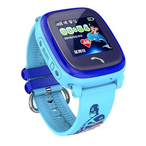 Đồng hồ siêu chống nước cho bé có định vị và camer