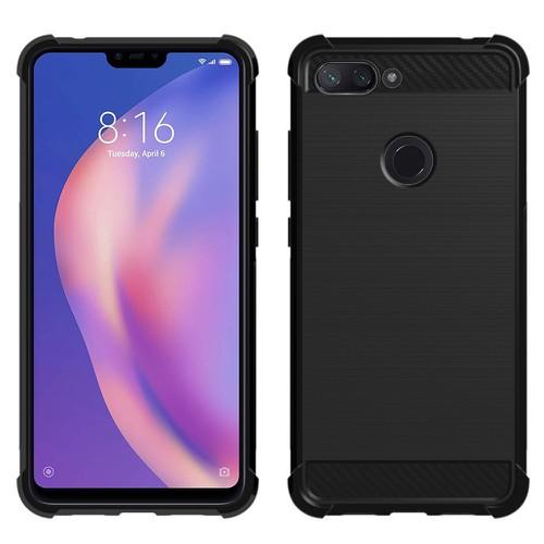 Ốp lưng Xiaomi Mi 8 Lite phay xước, Ốp silicon mềm bằng sợi Carbon có gờ 4 góc chống sốc - 4826702 , 18720887 , 15_18720887 , 100000 , Op-lung-Xiaomi-Mi-8-Lite-phay-xuoc-Op-silicon-mem-bang-soi-Carbon-co-go-4-goc-chong-soc-15_18720887 , sendo.vn , Ốp lưng Xiaomi Mi 8 Lite phay xước, Ốp silicon mềm bằng sợi Carbon có gờ 4 góc chống sốc