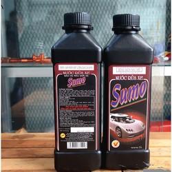Nước rửa xe đen đa năng sáng bóng SUMO 1L
