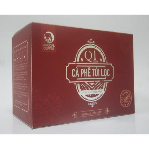 Arodal Q1 - Hộp cà phê túi lọc sạch nguyên chất sang trọng - 9058095 , 18734654 , 15_18734654 , 135000 , Arodal-Q1-Hop-ca-phe-tui-loc-sach-nguyen-chat-sang-trong-15_18734654 , sendo.vn , Arodal Q1 - Hộp cà phê túi lọc sạch nguyên chất sang trọng