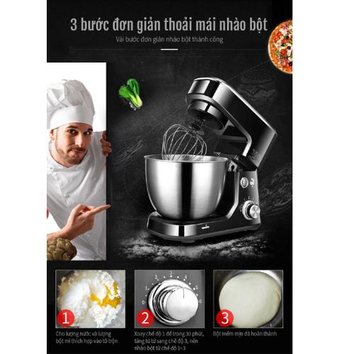 Máy trộn bột đánh trứng làm bánh gia dụng đa năng cao cấp 800w SC-209 - 9050001 , 18723194 , 15_18723194 , 1910000 , May-tron-bot-danh-trung-lam-banh-gia-dung-da-nang-cao-cap-800w-SC-209-15_18723194 , sendo.vn , Máy trộn bột đánh trứng làm bánh gia dụng đa năng cao cấp 800w SC-209