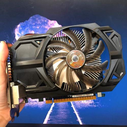 Card vga Gigabyte 750 2G 1 fan đã qua sử dụng, card màn hình N750OC Giga - 9066342 , 18745956 , 15_18745956 , 600000 , Card-vga-Gigabyte-750-2G-1-fan-da-qua-su-dung-card-man-hinh-N750OC-Giga-15_18745956 , sendo.vn , Card vga Gigabyte 750 2G 1 fan đã qua sử dụng, card màn hình N750OC Giga