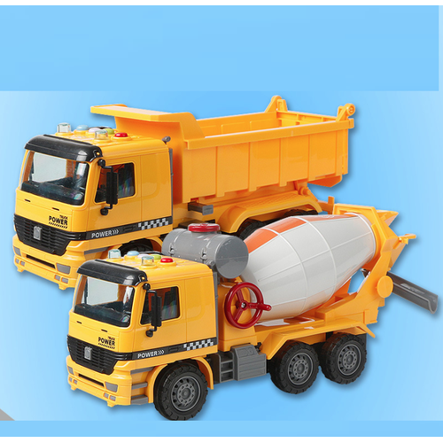 Ô tô tải đồ chơi trẻ em xe chạy đà tỉ lệ 1:16 có âm thanh và đèn - 9068745 , 18749434 , 15_18749434 , 359000 , O-to-tai-do-choi-tre-em-xe-chay-da-ti-le-116-co-am-thanh-va-den-15_18749434 , sendo.vn , Ô tô tải đồ chơi trẻ em xe chạy đà tỉ lệ 1:16 có âm thanh và đèn