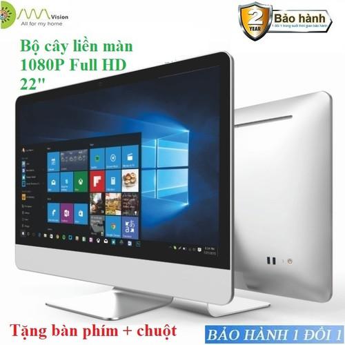 [Bộ máy tính cây liền màn Kiwivision All in one,CPU G4400 ,Ram 4G D4 Màn hình 22 full HD,TẶNG KÈM bàn phím chuột ,] bộ máy tính để bàn,may tinh van phong nguyen bo cau hinh manh P04, bộ cây máy tính.  - 7783272 , 18763671 , 15_18763671 , 9990000 , Bo-may-tinh-cay-lien-man-Kiwivision-All-in-oneCPU-G4400-Ram-4G-D4-Man-hinh-22-full-HDTANG-KEM-ban-phim-chuot-bo-may-tinh-de-banmay-tinh-van-phong-nguyen-bo-cau-hinh-manh-P04-bo-cay-may-tinh.-tai-DAPHUC.VN-