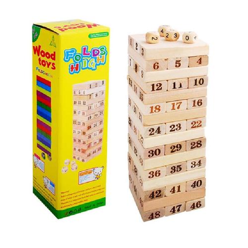 Trò chơi gỗ rút