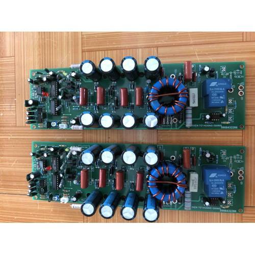 Combo 2 mạch công suất class D 5000w
