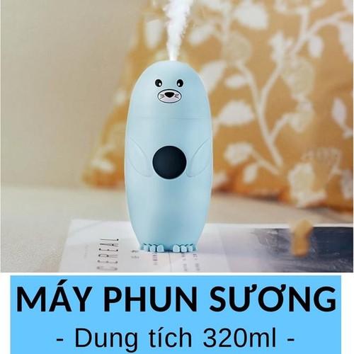 Máy phun sương tạo ẩm để bàn Hình Thú dễ thương cắm cổng USB kiêm Máy khuyếch tán Máy xông tinh dầu KM17003 - 7653645 , 18748680 , 15_18748680 , 229000 , May-phun-suong-tao-am-de-ban-Hinh-Thu-de-thuong-cam-cong-USB-kiem-May-khuyech-tan-May-xong-tinh-dau-KM17003-15_18748680 , sendo.vn , Máy phun sương tạo ẩm để bàn Hình Thú dễ thương cắm cổng USB kiêm Máy khu