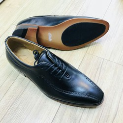 Giày Tây Nam Clarks đen KL0501