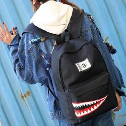 Balo laptop đi học đi làm cá mập