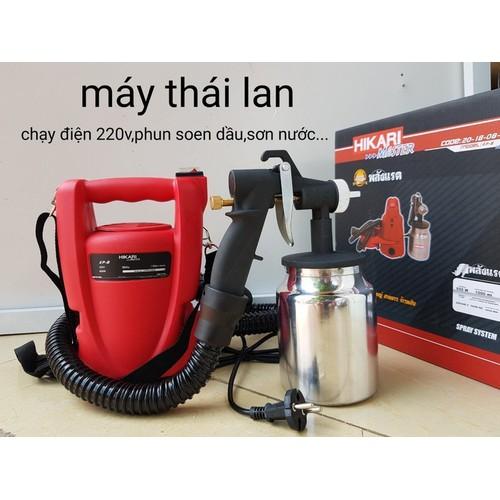 Máy phun sơn cầm tay Thái Lan Hikari công suất phun 105w - 5015190 , 18757216 , 15_18757216 , 920000 , May-phun-son-cam-tay-Thai-Lan-Hikari-cong-suat-phun-105w-15_18757216 , sendo.vn , Máy phun sơn cầm tay Thái Lan Hikari công suất phun 105w