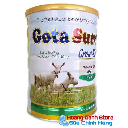 Sữa Dê GOTA SURE Grow Kid 900g - Sữa Tăng Cân Phát Triển chiều cao - 9069643 , 18750678 , 15_18750678 , 468000 , Sua-De-GOTA-SURE-Grow-Kid-900g-Sua-Tang-Can-Phat-Trien-chieu-cao-15_18750678 , sendo.vn , Sữa Dê GOTA SURE Grow Kid 900g - Sữa Tăng Cân Phát Triển chiều cao