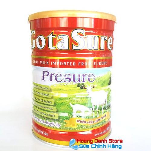 Sữa DÊ Gota Sure PRESURE 900g - Sữa cho người già TIM MẠCH - HUYẾT ÁP - 9069694 , 18750735 , 15_18750735 , 476000 , Sua-DE-Gota-Sure-PRESURE-900g-Sua-cho-nguoi-gia-TIM-MACH-HUYET-AP-15_18750735 , sendo.vn , Sữa DÊ Gota Sure PRESURE 900g - Sữa cho người già TIM MẠCH - HUYẾT ÁP