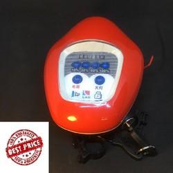 Đầu đèn xe đạp điện 48v cao cấp có sẵn đèn led siêu sáng