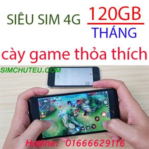 Sim gọi và vào mạng 4G miễn phí 1 năm Vinaphone 4G VD89 vina