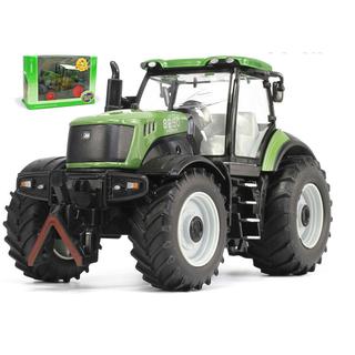 Xe máy kéo nông trại đồ chơi trẻ em mô hình tỉ lệ 1 30 xe có âm thanh tiếng động cơ - MAYKEO130 thumbnail