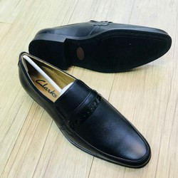 Giày Tây Clarks Đen KL0504