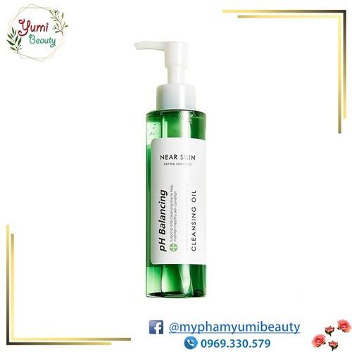 Dầu tẩy trang cân bằng pH Missha Near Skin pH Balancing Cleansing Oil