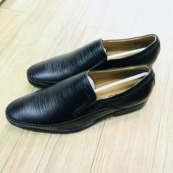Giày Tây Clarks đen KL0503