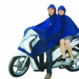 áo mưa 2 đàu vải dù cao cấp - BC6 thumbnail