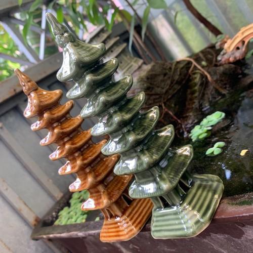 Tháp Ốc Size Lớn Xanh Rêu Trang Trí Hồ Cá,Bể Cá-Hòn Non Bộ