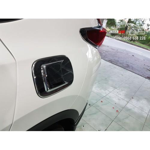 Ốp nắp bình xăng Honda CRV 2018