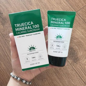 Kem Chống Nắng Some By Mi Trucica Mineral 100 Calming Suncream - KCN17