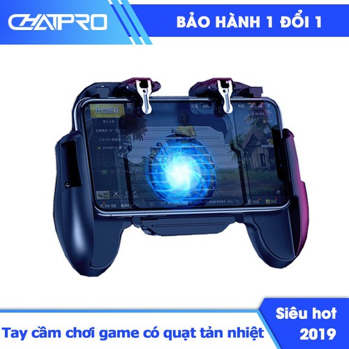 Tay cầm chơi game điện thoại PUBG, quạt tản nhiệt H5.0 - 9067250 , 18747158 , 15_18747158 , 137500 , Tay-cam-choi-game-dien-thoai-PUBG-quat-tan-nhiet-H5.0-15_18747158 , sendo.vn , Tay cầm chơi game điện thoại PUBG, quạt tản nhiệt H5.0