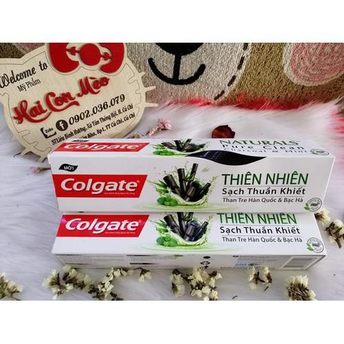 Kem đánh răng Colgate than tre Hàn Quốc và bạc hà 180g - 4833719 , 18763539 , 15_18763539 , 46000 , Kem-danh-rang-Colgate-than-tre-Han-Quoc-va-bac-ha-180g-15_18763539 , sendo.vn , Kem đánh răng Colgate than tre Hàn Quốc và bạc hà 180g