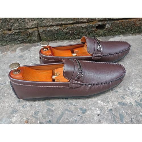 Giày lười khóa ngang - 9069888 , 18750958 , 15_18750958 , 180000 , Giay-luoi-khoa-ngang-15_18750958 , sendo.vn , Giày lười khóa ngang