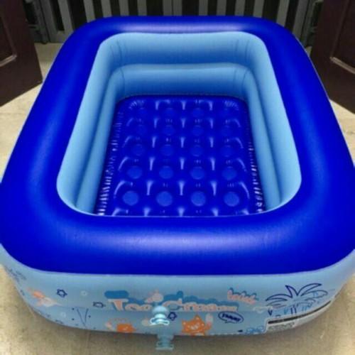 bể bơi phao 2 tầng 1m2