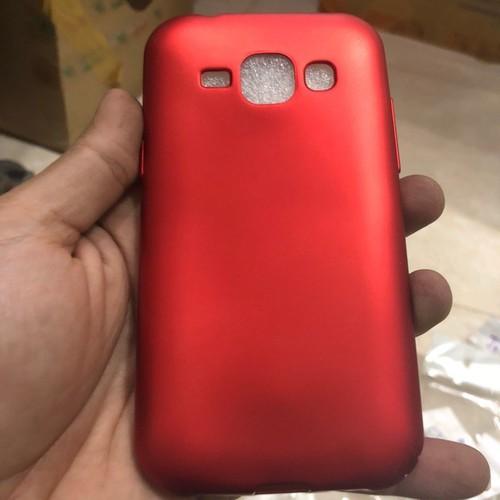 Ốp silicon dẻo đỏ SMTT Samsung A510 - Samsung A520
