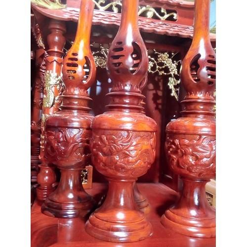 cặp đèn thờ gỗ hương kích thước cao 50 đường kính 15 cm - 9077011 , 18761626 , 15_18761626 , 1450000 , cap-den-tho-go-huong-kich-thuoc-cao-50-duong-kinh-15-cm-15_18761626 , sendo.vn , cặp đèn thờ gỗ hương kích thước cao 50 đường kính 15 cm