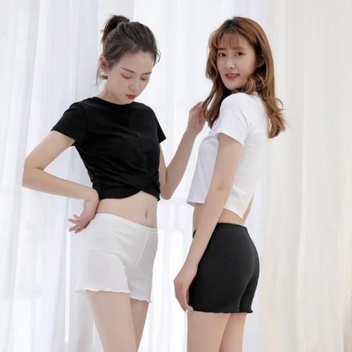 combo 2 quần đùi mặc trong váy