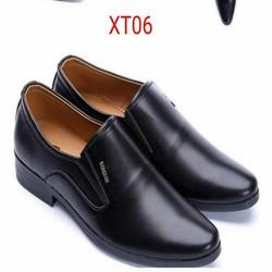 Giày tây – Giày lười nam công sở đai ngang (QN)
