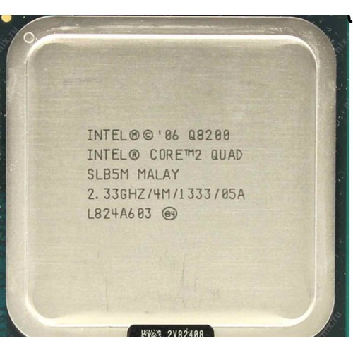 CPU Q8200 core Quad 4 nhân