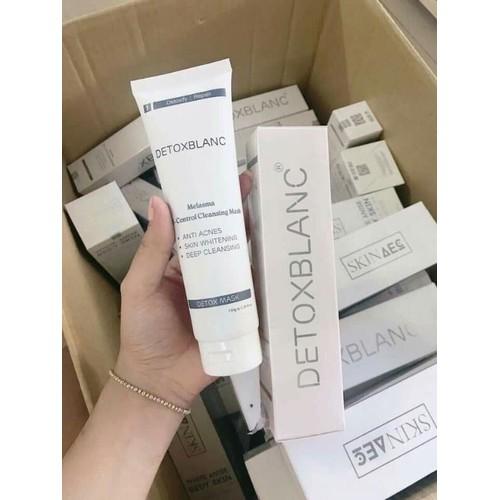 Mặt nạ Detox Blanc - Mặt nạ thải độc Detox Blanc - 9078148 , 18762896 , 15_18762896 , 380000 , Mat-na-Detox-Blanc-Mat-na-thai-doc-Detox-Blanc-15_18762896 , sendo.vn , Mặt nạ Detox Blanc - Mặt nạ thải độc Detox Blanc