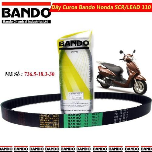 Dây Curoa Honda Lead - SCR Hiệu Bando Thái Lan Chính Hãng - 9078933 , 18764354 , 15_18764354 , 290000 , Day-Curoa-Honda-Lead-SCR-Hieu-Bando-Thai-Lan-Chinh-Hang-15_18764354 , sendo.vn , Dây Curoa Honda Lead - SCR Hiệu Bando Thái Lan Chính Hãng