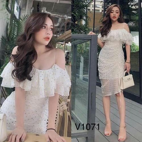 Váy thiết kế V1071