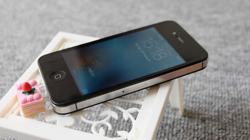 IPHONE 4S 8G QUỐC TẾ CHÍNH HÃNG BẢO HÀNH 12 THÁNG 3