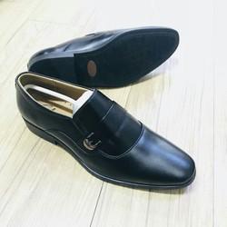 Giày Tây Clarks Đen KL0502