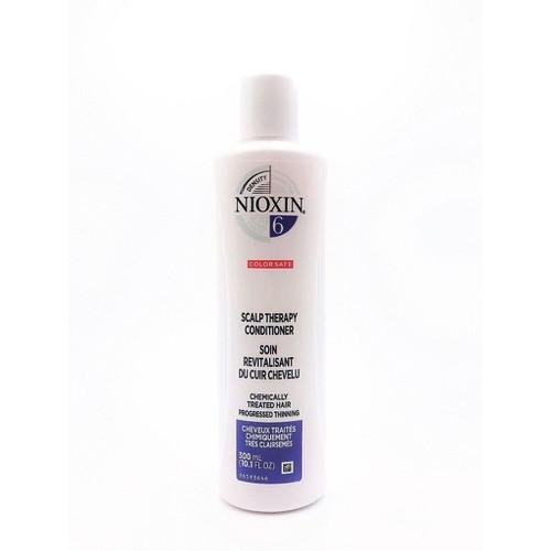 Dầu xả chống rụng tóc Nioxin System 6 Conditioner 300ml New 2019