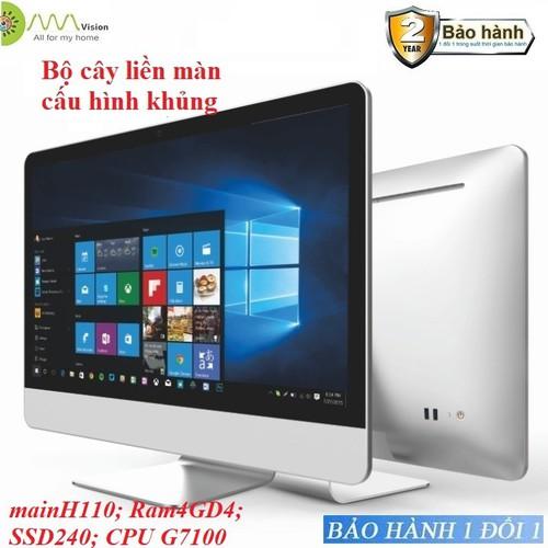 [Bộ máy tính cây liền màn Kiwivision All in one,CPU G7100 ,Ram 4G D4 Màn hình 22 full HD,TẶNG KÈM bàn phím chuột ,] bộ máy tính để bàn,may tinh van phong nguyen bo cau hinh manh P04, bộ cây máy tính.  - 5016026 , 18763969 , 15_18763969 , 11499000 , Bo-may-tinh-cay-lien-man-Kiwivision-All-in-oneCPU-G7100-Ram-4G-D4-Man-hinh-22-full-HDTANG-KEM-ban-phim-chuot-bo-may-tinh-de-banmay-tinh-van-phong-nguyen-bo-cau-hinh-manh-P04-bo-cay-may-tinh.-tai-DAPHUC.VN